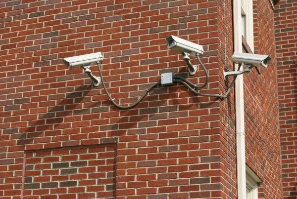 Where Should I Have CCTV Cameras Outside My Business?
