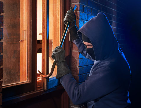 Domestic Burglaries Are Rising – What Can You Do?