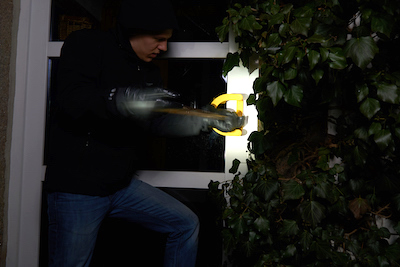 Better Home Security Is Needed For Darker Nights