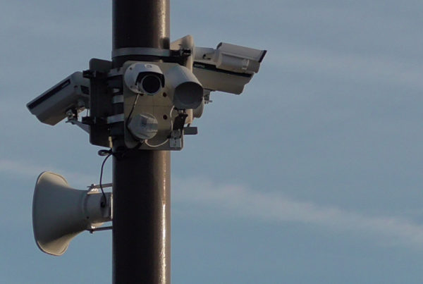 Planning Application For CCTV Cameras in Aberdeenshire