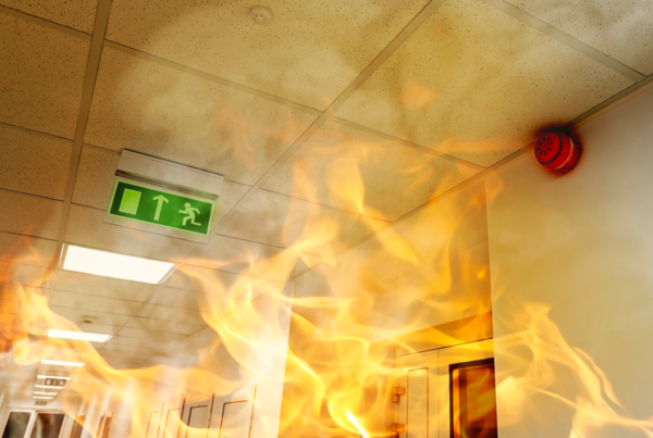 Are You Up To Date On Fire Safety In The Workplace?