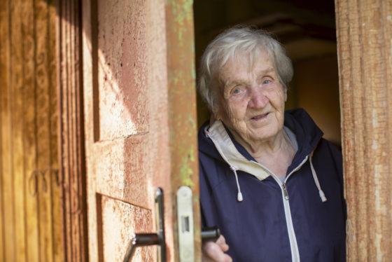 Keep Elderly Relatives Safe In Their Homes