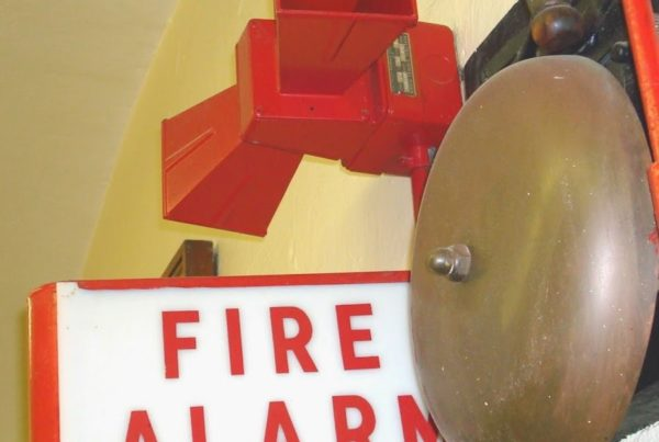 The Lifetime Of A Fire Alarm System