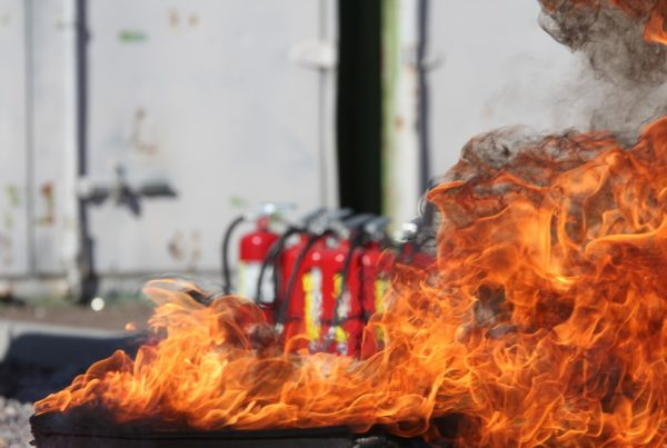 What You Can And Can't Do With Fire Extinguishers